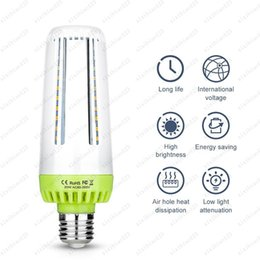 free energy saving bulbs Australia - Hot LED Bulb E27 Corn Bulb 5PC LOT 10W 15W 20W Ampoule LED Lamp Bombilla Smart IC Home Light Bulb No Flicker Energy Saving Free shipping