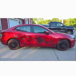 $enCountryForm.capitalKeyWord Australia - CAR Rose Totem Racing Body Stickers Car Personalized Modification Decals