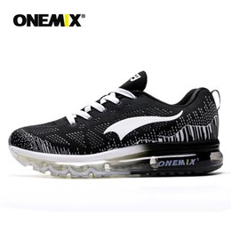 China Onemix Sneakers Black White Grey Men Women Runnign Shoe Cushion Fashion Casual Sports Shoe supplier onemix shoes suppliers