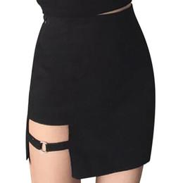 Discount best selling products - Women Ladies Fashion Sexy Split Mini Skirt Vestidos Verano 2019 Beach Sundress Women Summer 2019 Best Selling Products