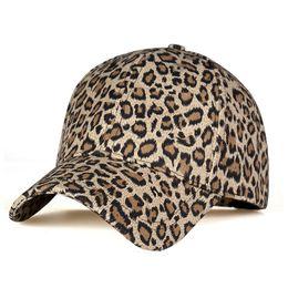 e6476fa5817d Fashion New Women's Baseball Hats Leopard Print Snapback Cap Females  Outside Visor Sun Cap Accessories Casquette Gorras