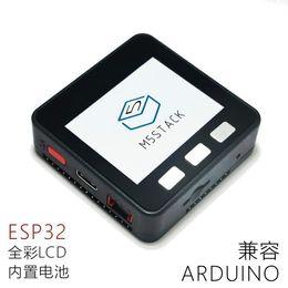 $enCountryForm.capitalKeyWord Australia - Freeshipping Extensible micro control module WiFi etooth ESP32 development kit Built in 2 inch LCD ESP-32 LCD ESP8266 for