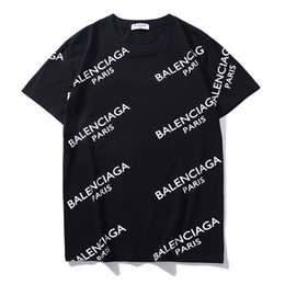 painted shirts woman Australia - Luxury Mens Designer T Shirt Fashion letter Printing Designer T Shirt Short Sleeves High Quality Men Women Hip Hop Tees