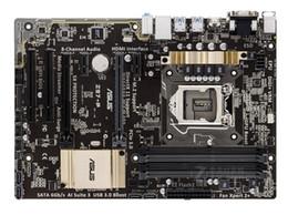 desktop asus motherboard ddr3 2019 - Original Motherboard for Asus Z97-P LGA 1150 DDR3 i7 i5 i3 32GB SATA3 USB2.0 USB3.0 ATX Z97 Desktop motherboards free sh