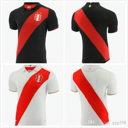 $enCountryForm.capitalKeyWord NZ - 2019 Peru Copa America Home Kit soccer jersey red white 2020 away football shirts goalkeeper blue and grey Camisa de futebol Maillot Foot