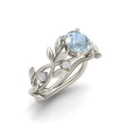 Опт Циркон браслет обручальное кольцо принцессы позолоченные сапфировое кольцо фантазии бриллиант rfemale любимое кольцо любви красоты