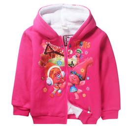 30f386400 Shop Trolls Jacket Girls UK