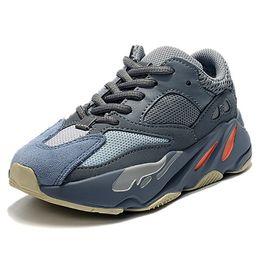 d9c134fd2b0 Big Kids 700 Wave Runner para Kid Malha Sneakers Juventude Inércia Sneaker  Pour Enfants Chaussures Adolescente Calçados Esportivos Meninos Formadores  ...
