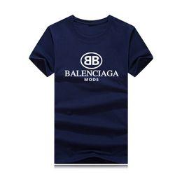 $enCountryForm.capitalKeyWord UK - Wholesale plus size Luxury Classic brand o neck T-shirt Street Run Bottoming shirt Short Sleeve poloshirt tee women Designer mens tops g7