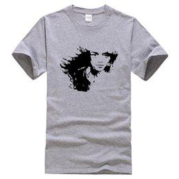 $enCountryForm.capitalKeyWord Australia - 2019 Summer Hot Sale Arya Stark Winter Is Coming Wolf Casual Short Sleeve Simple Tee Shirt Harajuku Sportswear