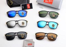 Crystal Box For Case Australia - Top Quality New Fashion Sunglasses For Man Woman Erika Eyewear Designer Brand Sun Glasses Matt Leopard Gradient UV400 Lenses Box and Cases