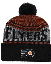 $enCountryForm.capitalKeyWord Australia - Philadelphia Flyers Ice Hockey Knit Beanies Embroidery Adjustable Hat Embroidered Snapback Caps Orange White Black Stitched Hat One Size 05