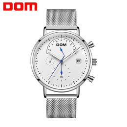 Low Price Wrist Watches Australia - Multi-function Men's Watches Fashion Smart Sport Wrist Watches with 24 Hours Display Luminous and Stopwatch Quality Quartz Watch Low Price