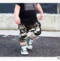 cotton harem kids 2019 - Baby Boys Camouflage Shorts Pants 2019 Summer Kids Boys Casual Zipper Harem Shorts Trousers Newborn Infant Toddler Boys