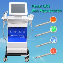 portable microdermabrasion machines Australia - diamond microdermabrasion portable skin peeling machine dermabrasion BIO skin lifting hydra facial cleaning Suitable for all skin types