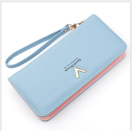 $enCountryForm.capitalKeyWord Australia - Wallet Girl Zipper 2019 New European and American Fan Wallet Large Capacity Women Handbag Multifunctional Mobile Bag hyB-316