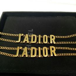 DN2 nueva llegada collar de letra D sitio web oficial venta caliente collar de acero inoxidable envío gratis en venta