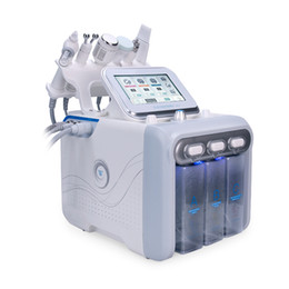$enCountryForm.capitalKeyWord UK - Hot selling 6 in 1 H2-O2 Hydrodermabrasion Ultrasound Head Oxygen Jet RF Cold Hammer Equipment hydra facial machine W05X with CE