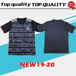 376d893183b Mexico personalized Custom mens 19-20 Soccer Jerseys Customized Thai  Quality 14 J.Hernandez 10 G.DOS SANTOS 11 CARLOS V 16 H.HERRERA