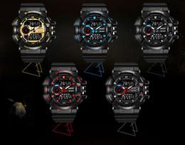 Популярные мужские летние G спортивные GA110 часы LED водонепроницаемый восхождение цифровой S шок мужчины 100 Смотреть все указатель работы