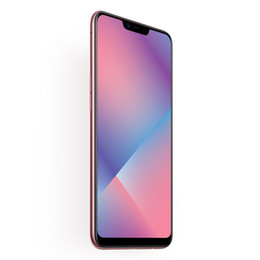 smarts phone 4g Canada - Original OPPO A5 4G LTE Cell Phone 4GB RAM 64GB ROM Snapdragon 450B Octa Core Android 6.2 inches Full Screen 13MP Face ID Smart Mobile Phone
