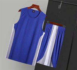 free jersey style basketball Australia - Good Basketball Sets Sport Jersey New Style Free Shipping Cheap 41