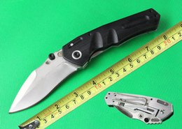 tactical gear wholesalers NZ - Free DHL Utility Tool EXTREMA RATIO Hunting Folding Knife 58HRC 9CR18mov Satin Blade G10 Handle Camping Tactical Gear Knives 21.6cm P348F