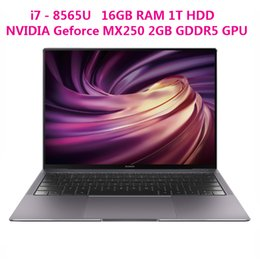 $enCountryForm.capitalKeyWord Australia - HUAWEI MateBook X Pro Laptop 13.9'' 3K Full Screen Windows 10 Intel Core i7 - 8565U Quad Core 16GB RAM 1T HDD Touch Screen PC