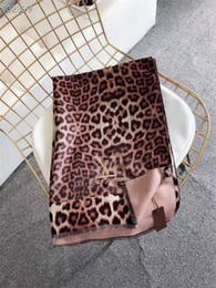 Women scarf fur online shopping - 2019 Designer Silk Scarf Women Luxury Scarf Letter Women Spring Summer Autumn Thin Scarves Wraps Size x70cm Leopard Grain Scarves