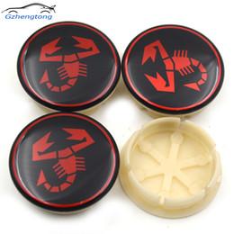 Gzhengtong 4pcs 50mm(42mm) Car Wheel Center Caps 46746586 Emblem For Punto Marea Tipo Tempra Sedici Auto Wheels Rim Cap