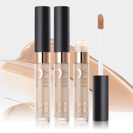 Hot face online shopping - Hot New Makeup Beauty Glazed Perfect Silky concealer colors Cover base primer Face Concealer DHL shipping