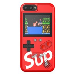 China Sup Game Machine Mobile Phone Protective Cover 36 style Classic Nostalgic Game Case for iphone 6 7 8 Plus XR XS Max cheap apple game suppliers