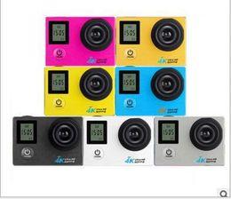 Standard Meter Australia - Sports Camera Sports DV Dual Screen 4K 2.4G Remote Control Sports Camera Depth Waterproof 30 Meters
