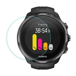 Film Fitness online shopping - Suunto Fitness Sports Smart Watch Display Screen Protector Tempered Glass Protective Film H D Clear Guard