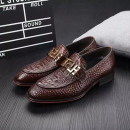 $enCountryForm.capitalKeyWord Canada - Brown Casual Shoes 2209 Men Dress Shoes Moccasins Loafers Lace Ups Monk Straps Boots Drivers Real Leather Sneakers Shoes