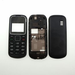 Keyboard For Lg Australia - For Nokia 1280 New Full Mobile Phone housing cover case + English or Russian Keypad Keyboard