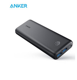 $enCountryForm.capitalKeyWord Australia - Anker PowerCore II 20000mAh Power Bank Portable Charger 2 USB Ports PowerIQ 2.0 18W Output Power Bank Fast Charging for smartphone etc