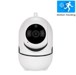 Cctv Wifi Ip Australia - shiliangAuto Track 1080P IP Camera Surveillance Security Monitor WiFi Wireless Mini Smart Alarm CCTV Indoor Camera YCC365 Plus