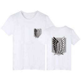 $enCountryForm.capitalKeyWord UK - Fashion Casual Designer Short sleeve T-shirt Comic Invasive Giant Wing pattern 65% cotton Summer Thin material T-shirt Leniency Leisure wear