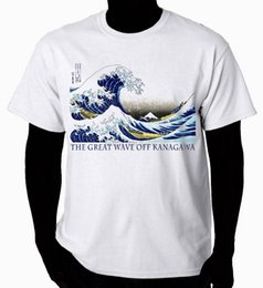 $enCountryForm.capitalKeyWord NZ - Art T Shirt The Great Wave Off Kanagawa Tee Shirt Hipster Harajuku Brand Clothing T Hot Selling 100 Cotton