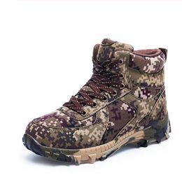 $enCountryForm.capitalKeyWord Australia - New Big Size Winter Wool Men Hiking Boots Waterproof Men's Camouflage Warm Boots Men Combat Army Trekking Shoes
