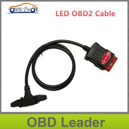 Tcs cdp pro online shopping - OBDII for VD TCS cdp pin LED main cable Suitable pin OBD2 testing cable contect to pc with car truck for multidiag pro