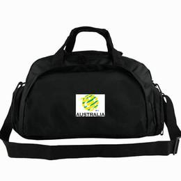 $enCountryForm.capitalKeyWord Australia - Australia duffel bag Socceroos national tote Football badge backpack Country team luggage Soccer sport shoulder duffle Outdoor sling pack