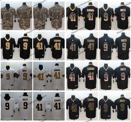 f61feec9ed5 2019 Camo Salute to Service Vapor Untouchable New Orleans Rush Saints 9  Drew Brees 41 Alvin Kamara Football Jerseys