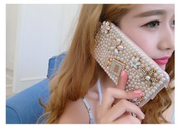 $enCountryForm.capitalKeyWord Australia - wholesale Luxury Pearl Diamond Perfume Bottle 3d Silicone Phone Case Accessories for Huawei P30 P20 Mate 20 PRO Lite honor 10 lite