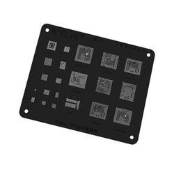 series power supplies 2019 - WYLIE CPU Power IC Reballing Stencil for Huawei Series for Xiaomi New Models CPU Power Supply Reballing WL-56 cheap seri