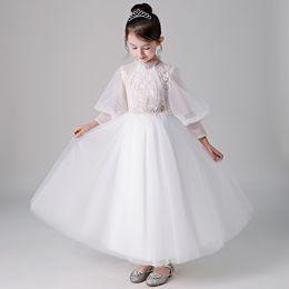 Christening Suits Australia - Children's tuxedo, princess pengpeng, super-fairy piano performance suit
