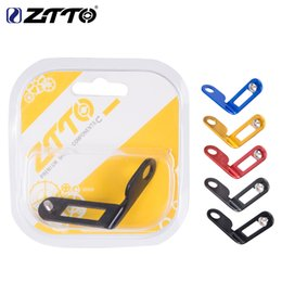 $enCountryForm.capitalKeyWord Canada - ZTTO Road Bike Number Plate Holder Fixed Gear Bracket Race Racing Card mount Ultralight Cycling MTB Bicycle Rear license Rack Accessories