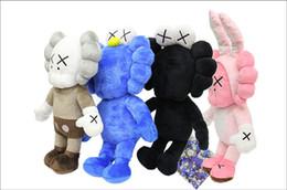 $enCountryForm.capitalKeyWord Australia - 18cm KAWS Plush Toys Originalfake Toy Sesame Street Stuffed Animals For Children Kids Holiday Birthday Gifts18