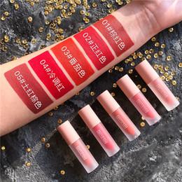 Professional Sale The Most Popular Lipstick Makeup Beauty Batom Ladies Gift Cosmetic For Women Pink Baby Lips Matt Balm Waterproof Exquisite In Workmanship